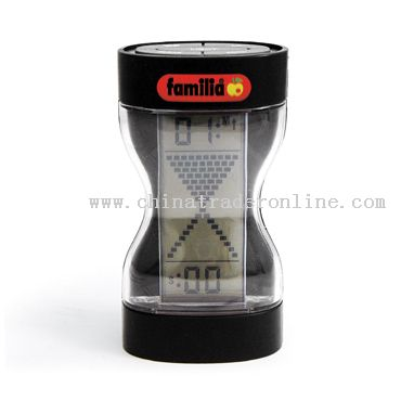 Standard digital clock Auto blue led back light alarm