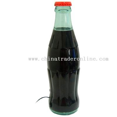 Coca Cola Bottle Radio