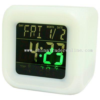 Cube Light Clock