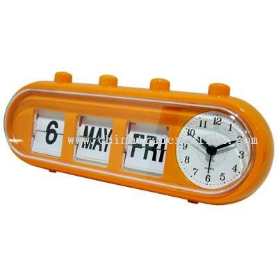clock and calendar for desktop