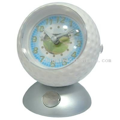 Golf Clock from China
