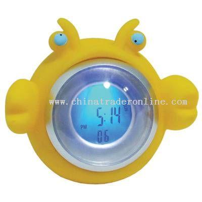 Lobster Cute Clock