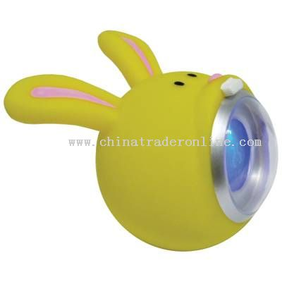 Rabbit Cute Clock