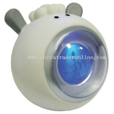 Sheep Cute Clock