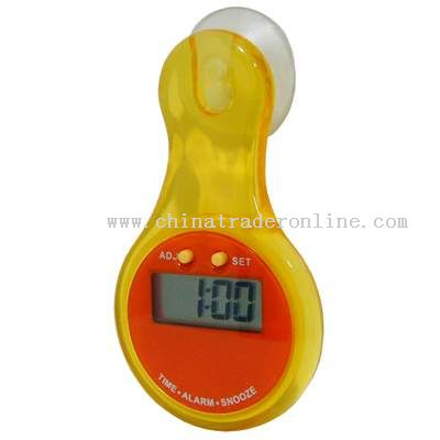 Shower Alarm Clock