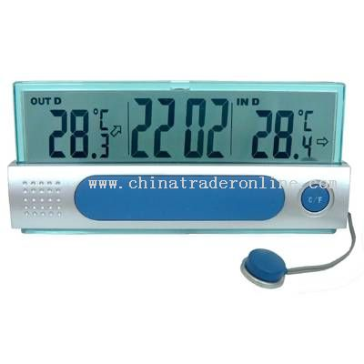 Thermometer Clock