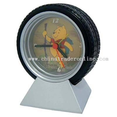 Tire Clock from China