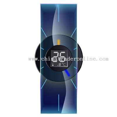 wholesale Wall LCD Calendar Clock-buy discount Wall LCD Calendar Clock ...
