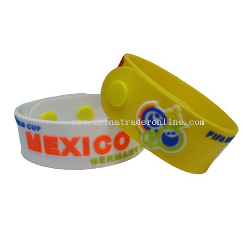 WHOLESALE RUBBER BRACELETS - WHOLESALE JEWELRY AND ACCESSORIES