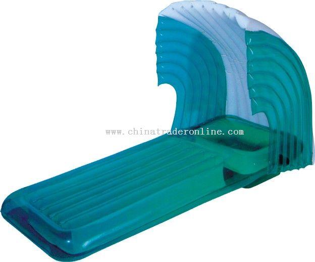 Inflatable sun mattress