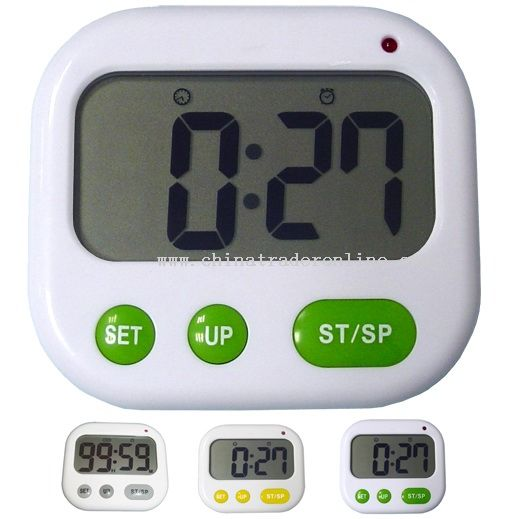 Multifunctional countdown timer from China