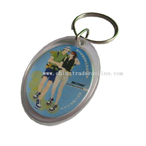 Acrylic keyholder