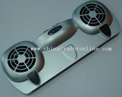 Notebook Coolpad With 2 cooling Fan from China