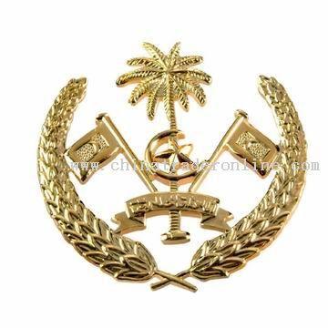 Emblem Lapel Pins