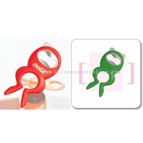 frog shape bottle opener