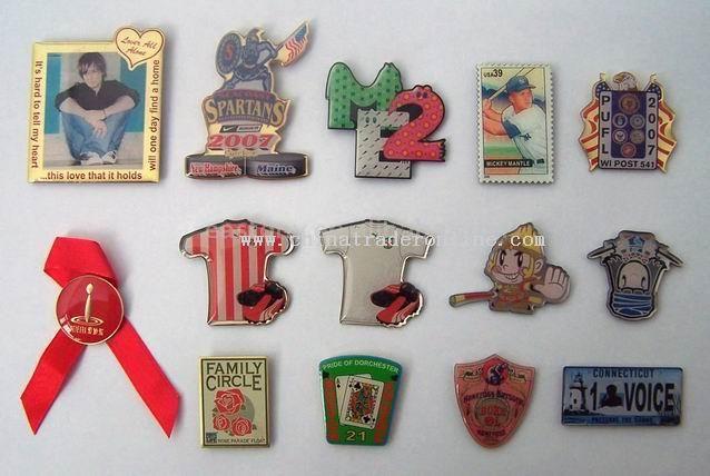 Printing Badge