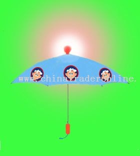 Fashionable Music / Light Umbrella Promotion Gift