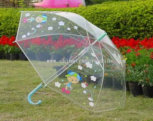 PVC umbrella