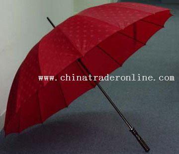 16k Golf Umbrella from China