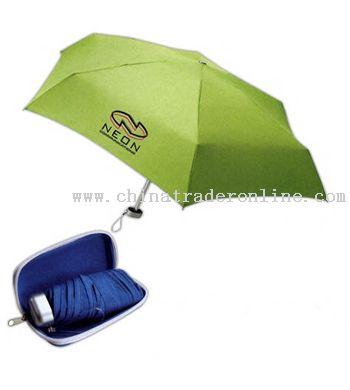 19 5 Folding Light Umbrella with EVA case