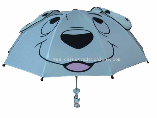 Kids Cartoon Umbrella
