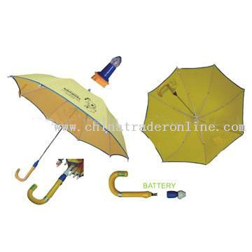 Light And Music Kids Umbrella