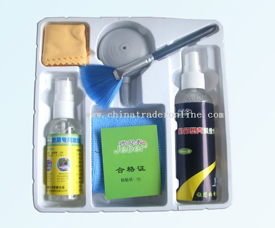Computer cleaner kit with 6items