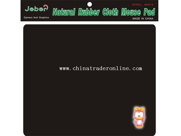 Santal Natural Rubber cloth mouse pad