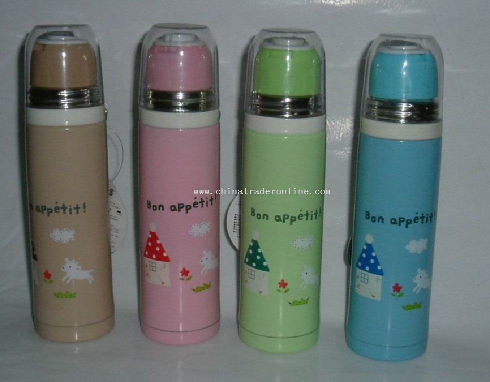 Stock Slim flask from China