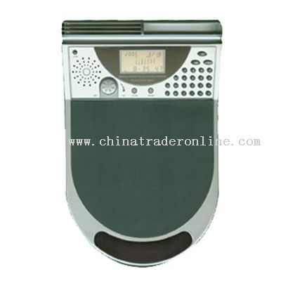 FM Mouse cushion radio