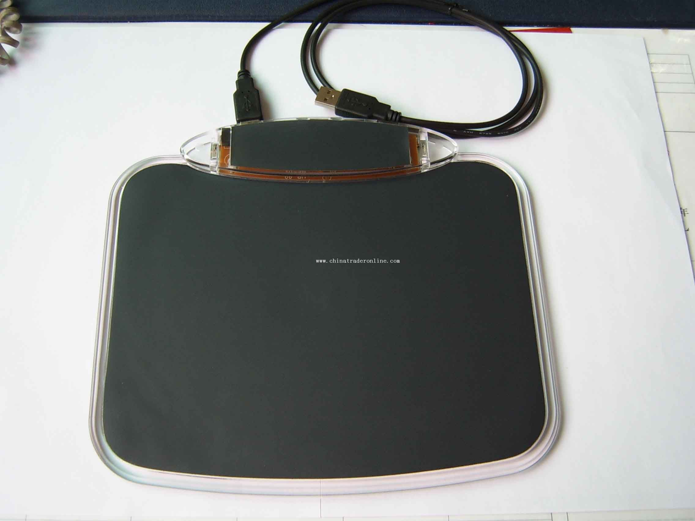 USB HUB Mousepad from China
