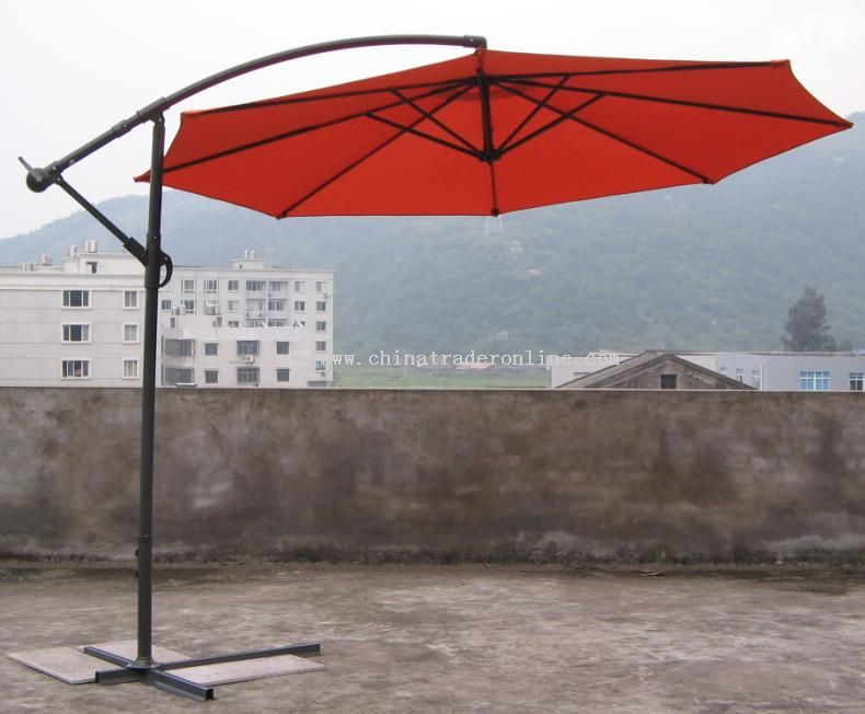 Banana Shape Hanging Umbrella