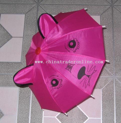 Doll umbrella
