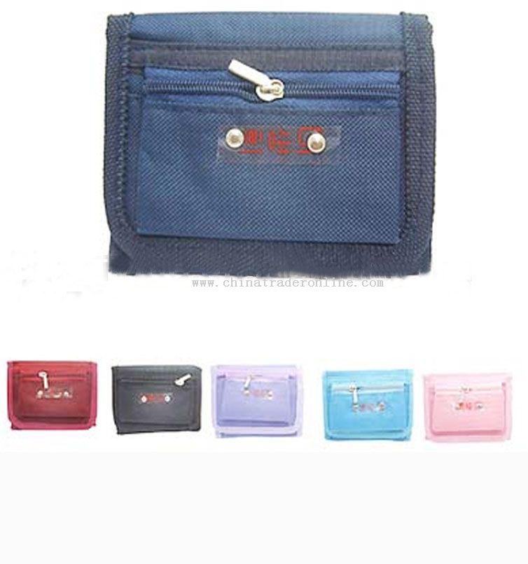 Cowboy nylon wallet