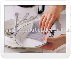 Microfiber Kitchen Towel from China