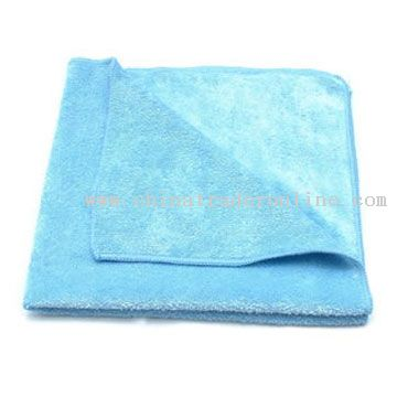 Shiny Microfiber Towel