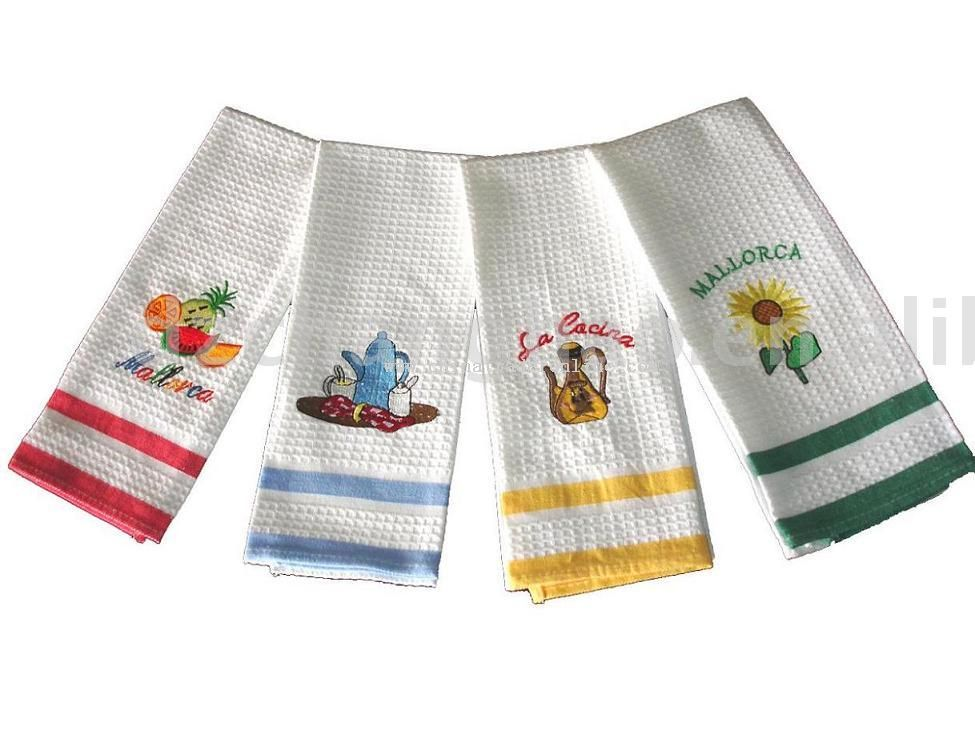 Cotton Embroidery towel