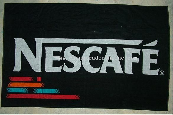 Promotion towels
