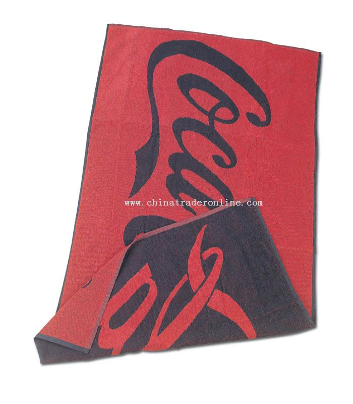 Promotional Towels With Embossed Logo