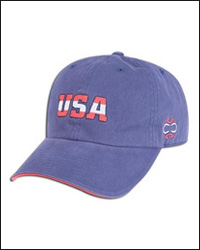 USA Classic Washed World Cup Cap