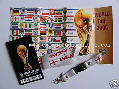 World Cup 06 Lanyard