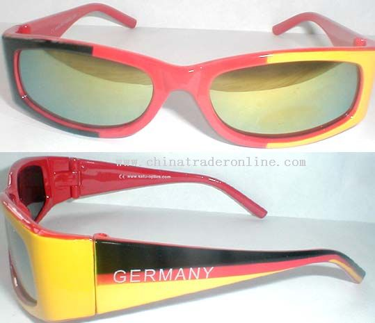 FIFA Promotional Country Name Sunglasses