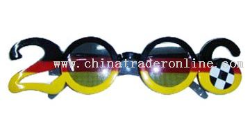FIFA Promotional Sunglasses from China