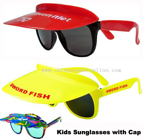 FIFA World Cup Promotinal Kids Sunglasses Cap
