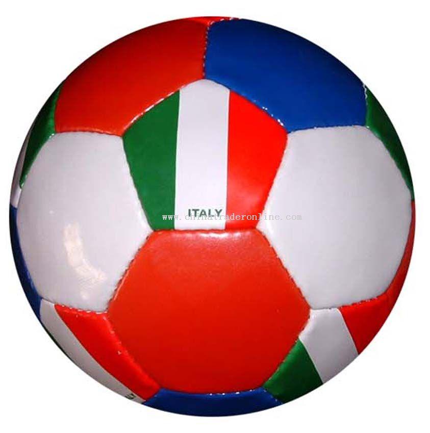 Handsewn Football