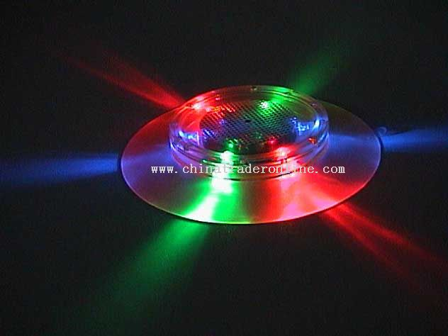 Lighting cup coaster from China