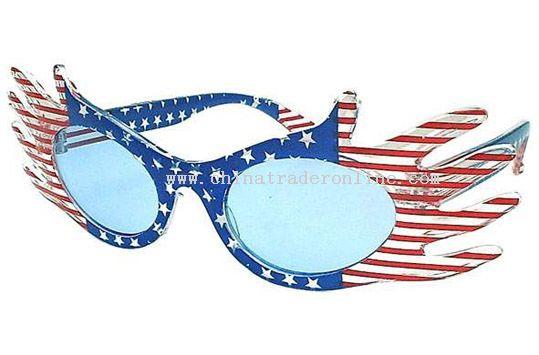 PROMOTION EYEWEAR Flag Sunglasses