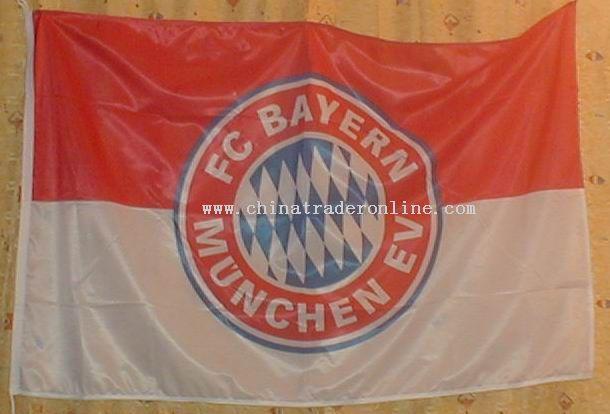 BAYERN MUNCHEN CLUB FLAG