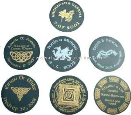 Welsh Slate Coaster