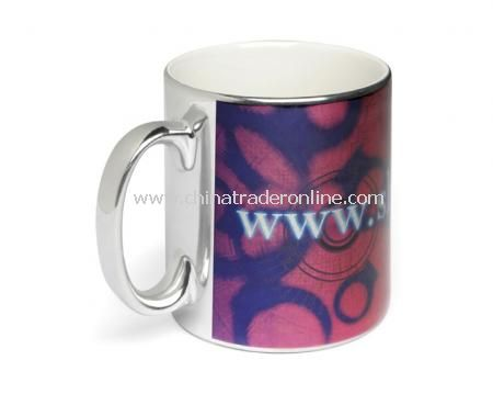Metallic Lustre Mug